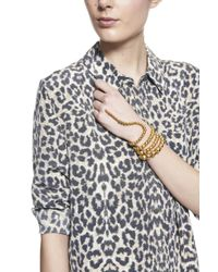 Paula Mendoza | Metallic Nereus Bracelet | Lyst