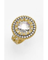 Freida Rothman | Metallic 'metropolitan' Cocktail Ring | Lyst