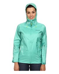 Patagonia - Green Torrentshell Jacket - Lyst