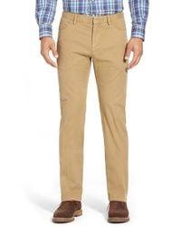 Peter Millar | Natural Stretch Cotton Hybrid Pants for Men | Lyst