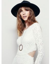 Free People | White Fp X Womens Fp X Greta Dress | Lyst