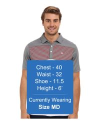 Travis Mathew | White Wallberg Polo for Men | Lyst