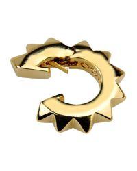 Eddie Borgo - Metallic Earring - Lyst