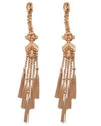 Vivienne Westwood - Metallic Maria Dangling Earrings - Lyst