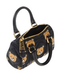 Moschino Couture - Black Handbag - Lyst
