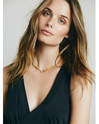 Free People - Black Simply Silence Dress - Lyst