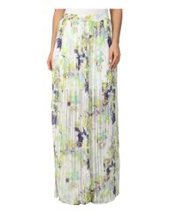 BCBGeneration | Multicolor Pleated Skirt | Lyst