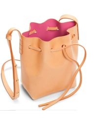 Mansur Gavriel - Pink Mini Mini Bucket Bag - Lyst