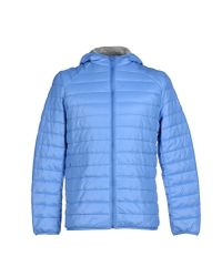 1° Genito - Blue Jacket for Men - Lyst