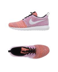 Nike - Pink Low-tops & Trainers for Men - Lyst