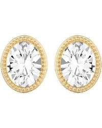 Swarovski | Metallic Arrive Earrings | Lyst
