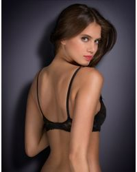 Agent Provocateur - Margot Bra Black - Lyst