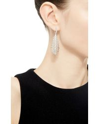 Sidney Garber | Metallic Plume Earrings | Lyst