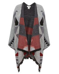 Linea Weekend | Multicolor Patterned scarf | Lyst