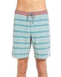 Katin - Blue 'net' Board Shorts for Men - Lyst