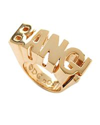 Noir Jewelry | Metallic Bang! Dc Comics Power Statement Ring | Lyst