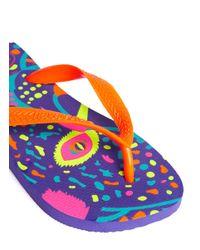 f930e1348 Lyst - Havaianas Fun Flip-flops