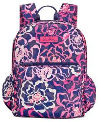 Vera Bradley - Pink Lighten Up Just Right Backpack - Lyst