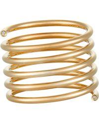 Sophie Bille Brahe - Metallic Pirouette Grand Ressort Ring - Lyst