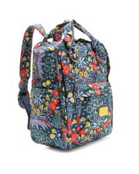 Marc By Marc Jacobs | Blue Pretty Printed Shell Backpack | Lyst