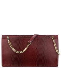 Nine West - Purple Nori Clutch - Lyst