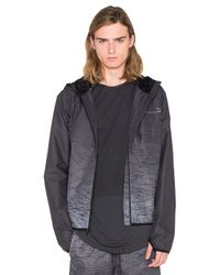 Puma Select - Black X Stampd Tech Windbreaker for Men - Lyst