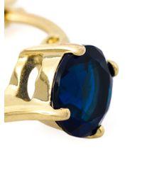 Iosselliani | Blue 'all That Jewels' Earrings | Lyst