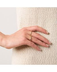 Kelly Wearstler | Metallic Cabot Two Finger Ring | Lyst