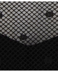 Rag & Bone | Black Sheer Polka Dot Charlotte Dress | Lyst