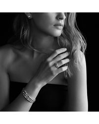 David Yurman | Metallic Renaissance Bracelet With Citrine And Gold | Lyst