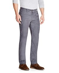 Vineyard Vines - Gray Relaxed Fit Corduroy Pants for Men - Lyst