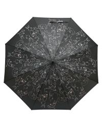 Simeon Farrar - Black Riva Auto 2 Cats Dogs Umbrella - Lyst