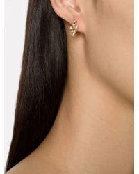Loren Stewart - Metallic Pin And Stud Set Earrings - Lyst