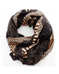 Sophie Darling | Black The Goldie Scarf | Lyst