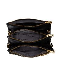 Ash | Black Domino Chain- Crossbody | Lyst