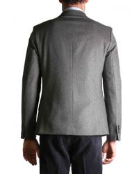 AMI | Gray Grey Jacket for Men | Lyst