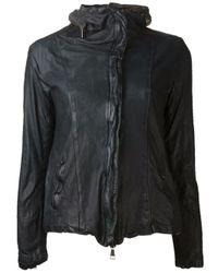 Giorgio Brato | Blue Hooded Jacket | Lyst