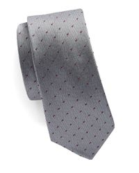 Original Penguin | Metallic Dot Print Tie for Men | Lyst