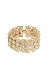 Hobbs | Metallic Bella Bracelet | Lyst