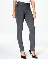 Calvin Klein Jeans   Gray Black Wash   Lyst