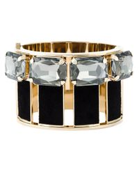 DSquared² | Metallic Embellished Cuff | Lyst