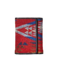 Pendleton | Black Small Leather Wallet | Lyst
