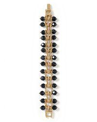 Banana Republic - Chambray Chic Line Bracelet Montana Blue - Lyst