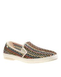 J.Crew | Multicolor Rivieras Lord Slip-on Sneakers | Lyst