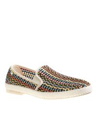 J.Crew - Multicolor Rivieras Lord Slip-on Sneakers - Lyst