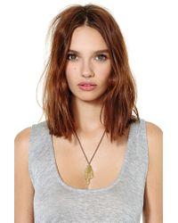Nasty Gal - Metallic Flip It Necklace - Lyst