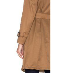 Sincerely Jules | Brown Camille Trench Coat | Lyst