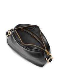 A.P.C. - Leather Shoulder Bag - Black - Lyst