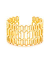 Gorjana | Metallic 'layla' Wrist Cuff | Lyst