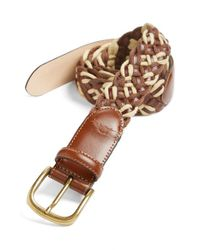 Tommy Bahama | Brown 'tidal Wave Xl' Belt for Men | Lyst